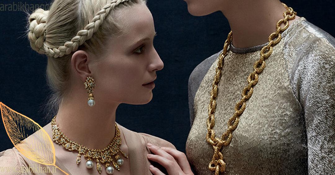 10 برند لاکچری جواهرات در جهان