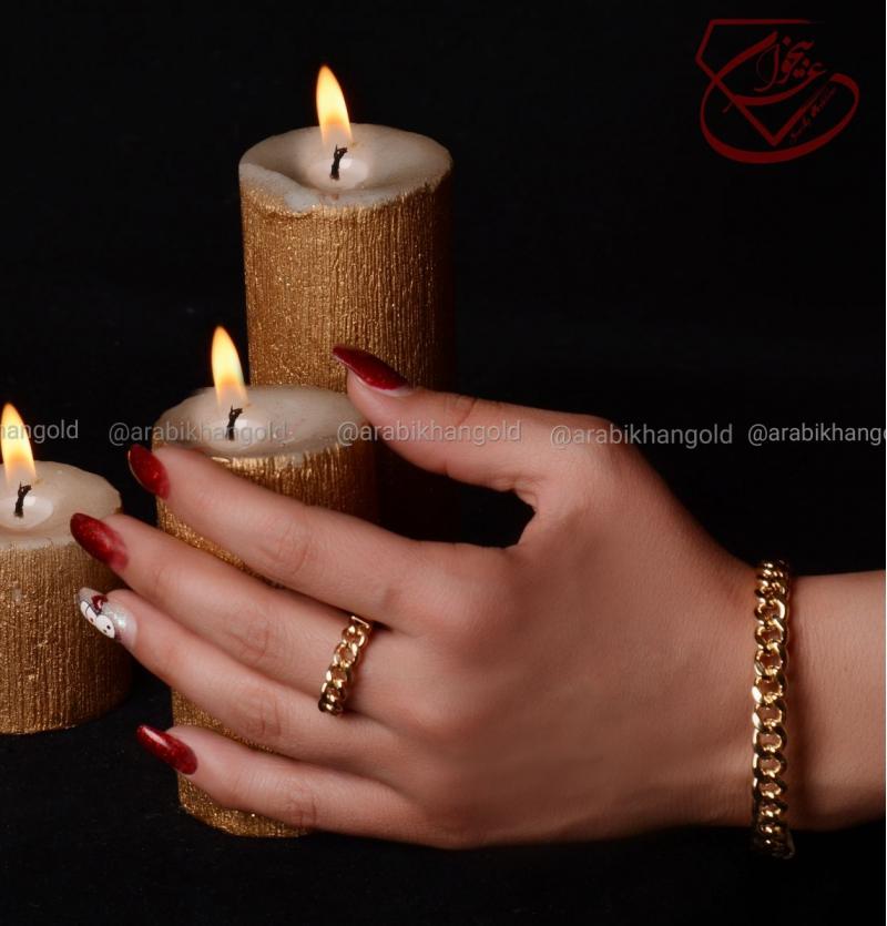 ست دستبند و انگشتر