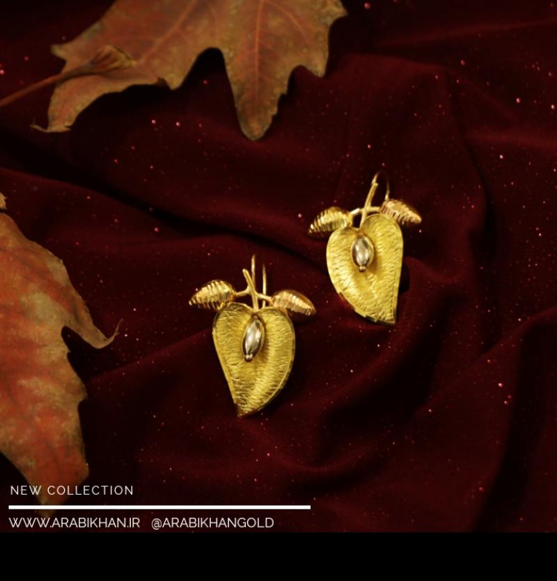 گوشواره طلا